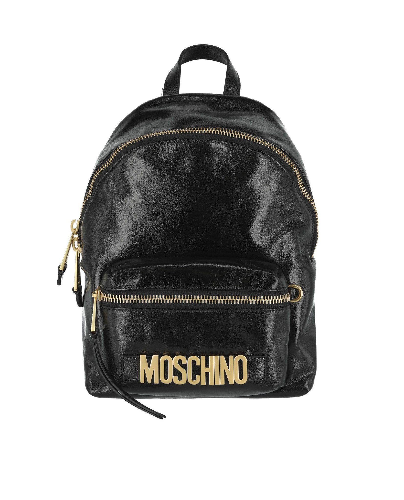 e156941f0e6e Moschino Logo Backpack