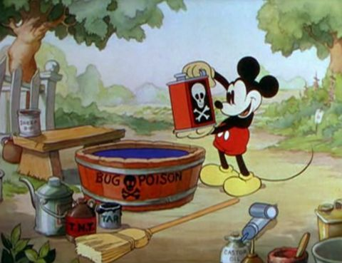 Mickey Bug Poison