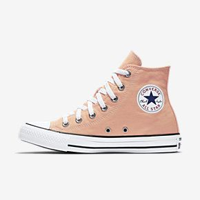Converse Chuck Taylor All Star Seasonal Colors High Top Shoe Size 13  (Orange) - Clearance Sale