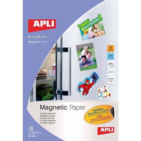 Comprar Papel magnético 640 g 10245