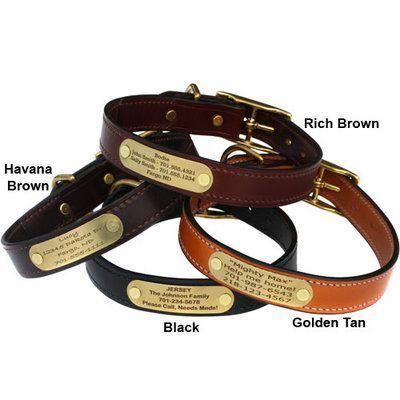 Custom Leather Dog Collars   Guaranteed for Life - #Collars #Custom #Dog #Guaran... - #Collars #Custom #Dog #Guaran #Guaranteed #Leather #Life