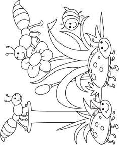 coloring on pinterest 902 pins - Painting Sketches For Kids