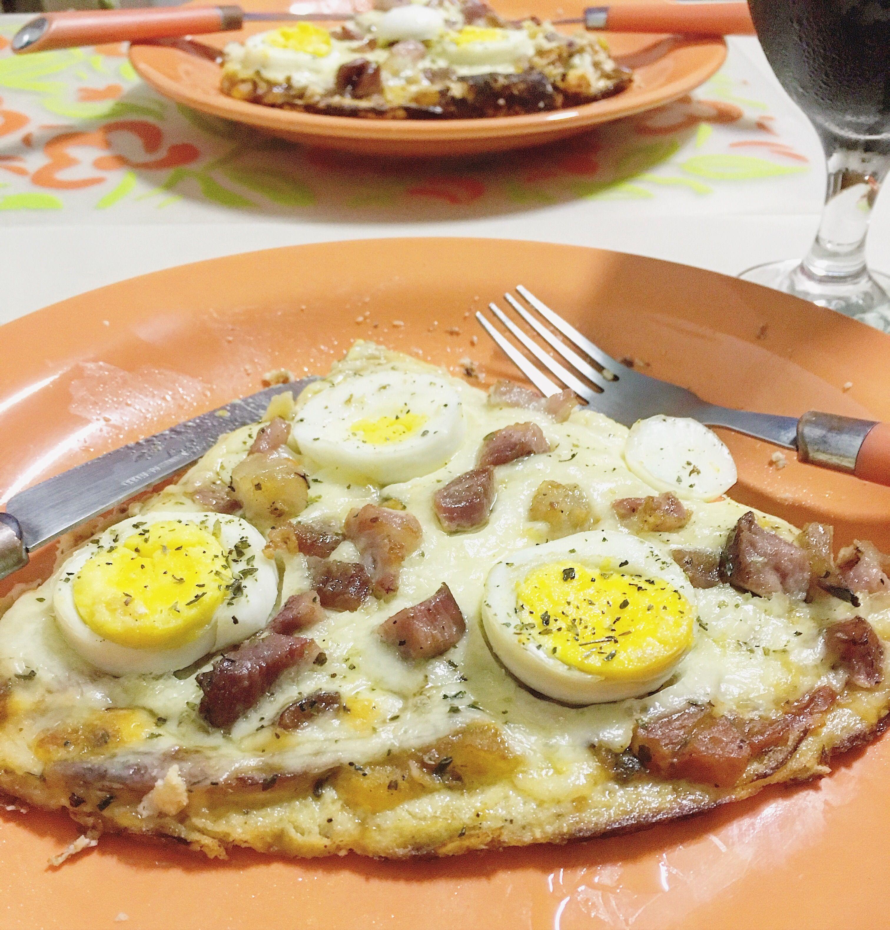 Pizza paleo low-carb – Lala na Lua