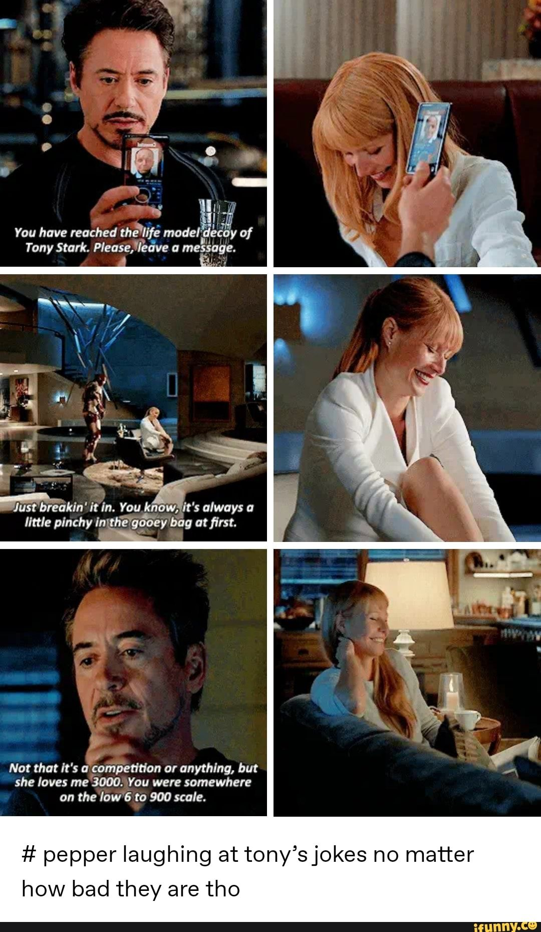 Pin On Funny Iron Man Memes