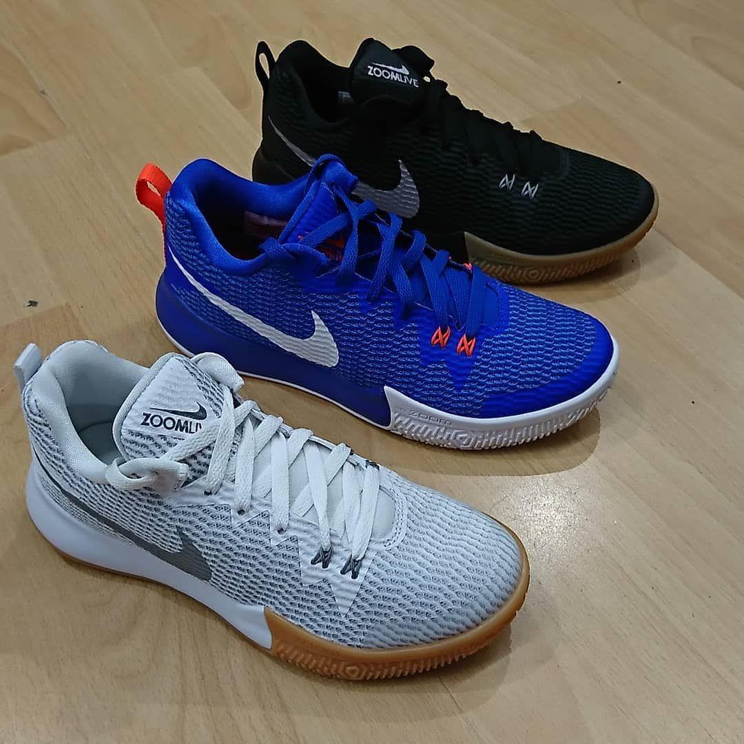 Chaussure de basket Nike zoom live 2018 et dispo en boutique et 2018 sur 42ad36