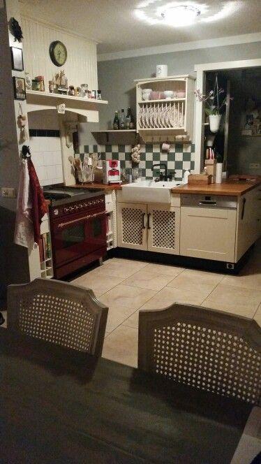Onze diy keuken