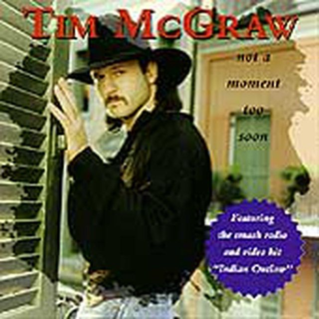 Top 100 Country Music Artists of All Time : Tim McGraw - Not a Moment Too Soon