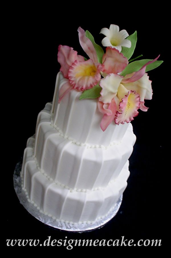 Pleats! by Design Me a Cake