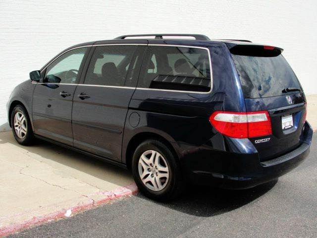 2006 Honda Odyssey Ex L 4dr Mini Van In Denver Co Honda Odyssey Mini Van Honda City