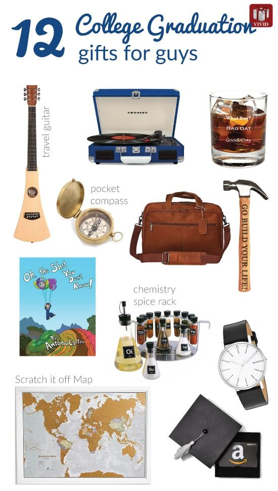 Graduation Gifts For Him College Fun