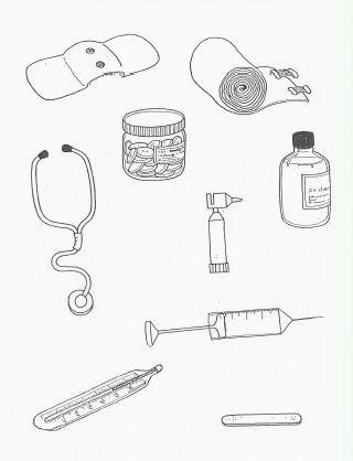 spullen dokter thema hatsjoe uk en puk knutselen thema