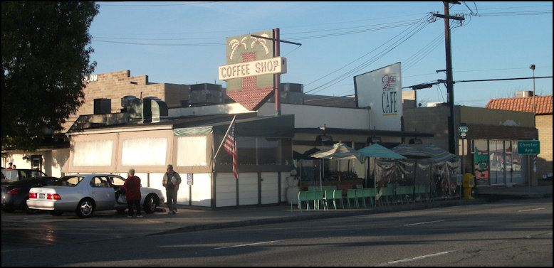 24th Street Café Is Located In Downtown Bakersfield But Unlike Many Other Restaurants