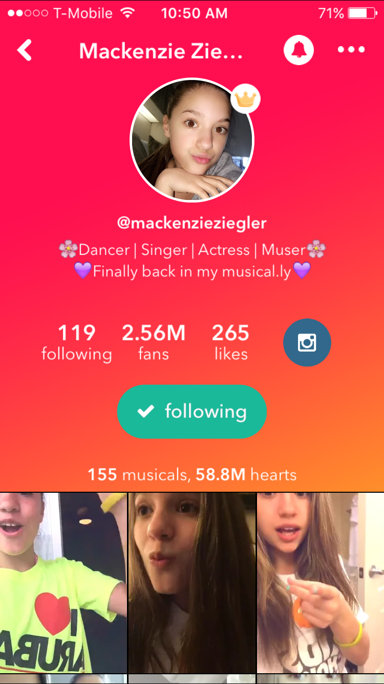 Follow Mackenzie Ziegler Dance Moms Mackenzie Ziegler Mackenzie