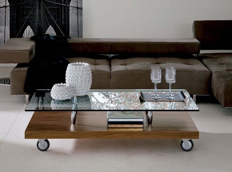 Parsifal Coffee Table By Cattelan Italia Www Umodstyle Com Coffee Table Furniture Coffee Table With Casters