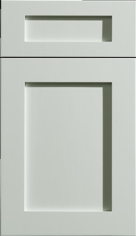 """White Cabinet Door Design dura supreme cabinetry """"craftsman panel"""" cabinet door style"""