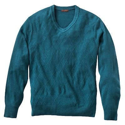 Dockers Diamond V-Neck Sweater $19.99