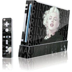 Skinit Marilyn Monroe Vinyl Skin for Wii (Includes 1 Controller) Skin - @DaniellaBowling