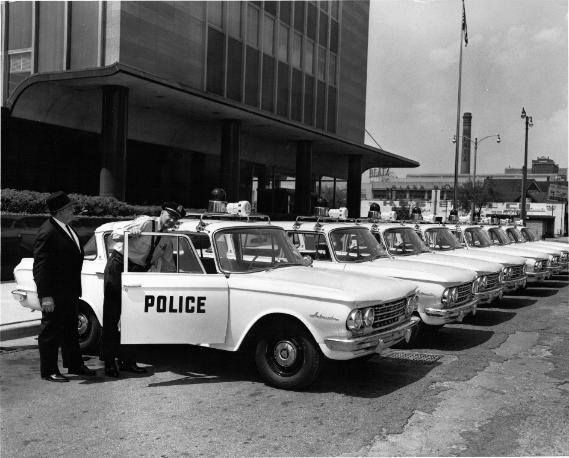 Rambler Police Cars In Milwaukee | Auto: Nash & Rambler ...