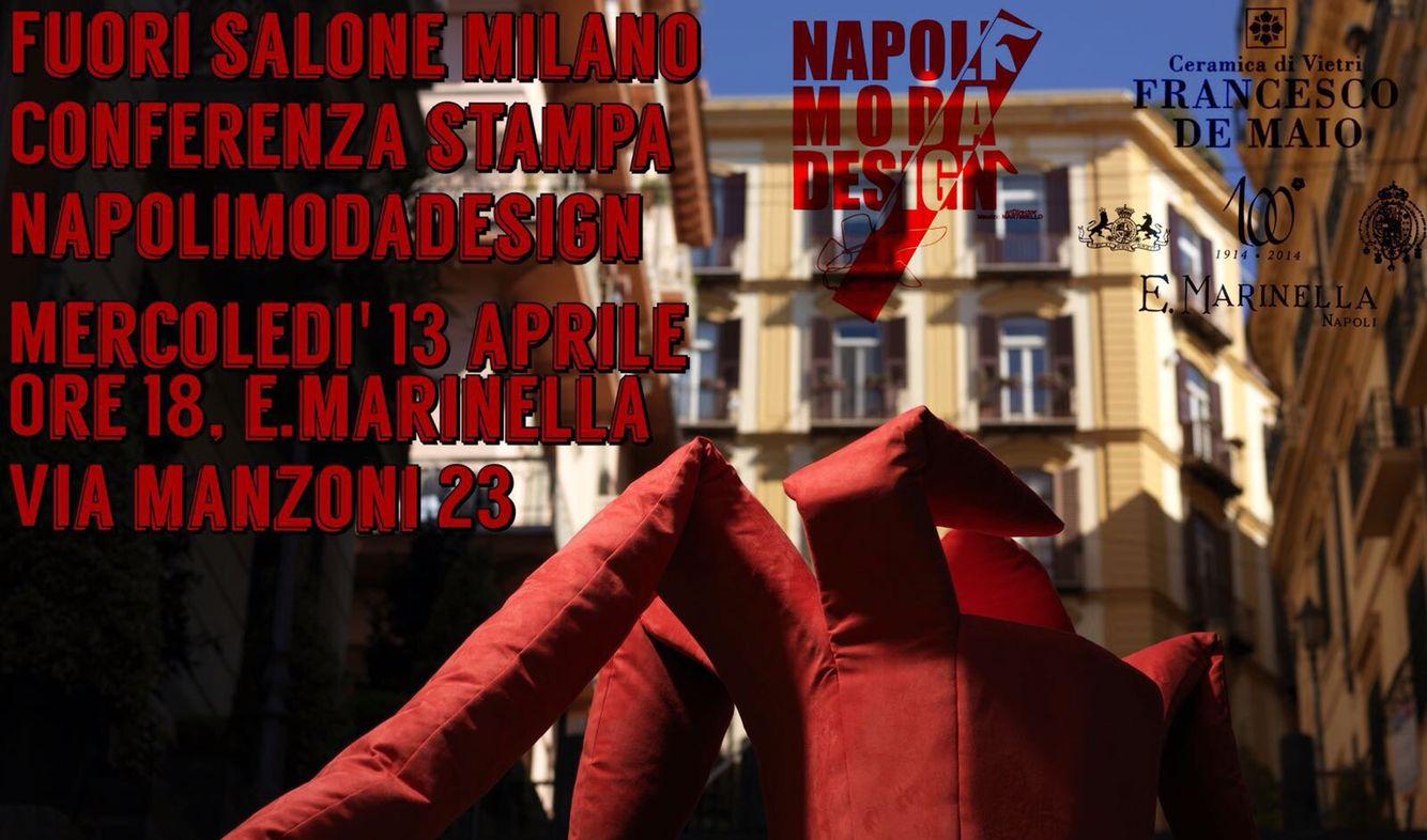 Design, Moda e Ceramica: Creatività tutta Napoletana!     #100%HandMade in Naples #Design #Moda #Ceramica #MaurizioMartinielloDesign #CeramicaFrancescoDeMaio #EMarinellaCravatte #NapoliModaDesign #CeramicaVietrese #Fashion #Fuorisalone #Fuorisalone2016 #Milano #12/17Aprile2016 #MadeinItaly