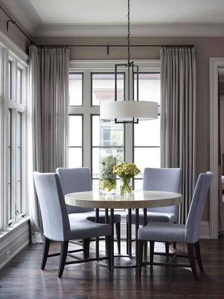 luxury dining room ideas with french style diningroomdecorating diningroomdecor diningroomfurniture also window treatment home interior design rh pinterest