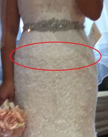 Cute What kind of corset bra under wedding dress u Weddingbee