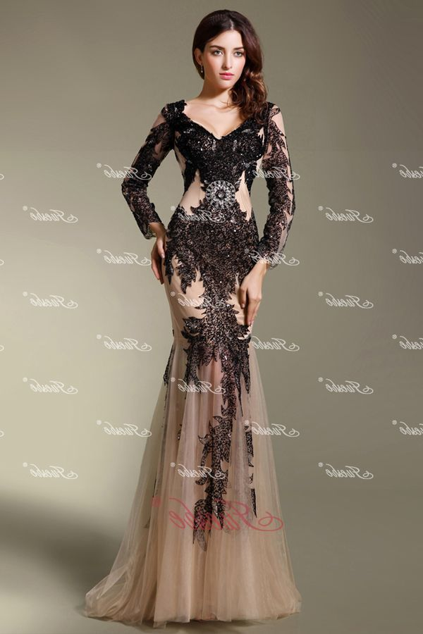 Long Evening Dresses In Uk - Boutique Prom Dresses | Long Sleeve ...