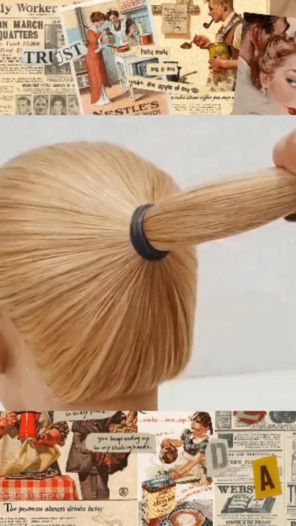 Hairstyle Tutorial 2217