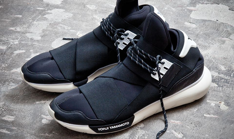 The Y3 Qasa comes from a branch of Adidas, focusing on fashion and  innovation. Designed by Yohji Yamamoto | Mens Shoes | Pinterest |  Innovation design, ...
