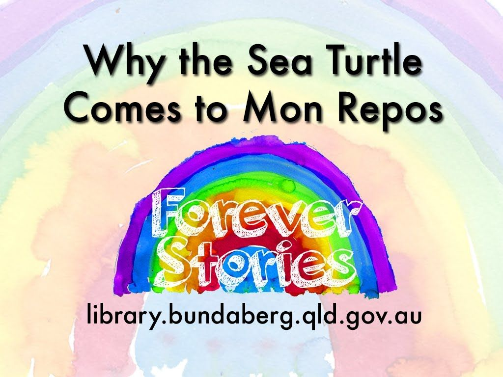 Turtle Dreamtime Story With Images