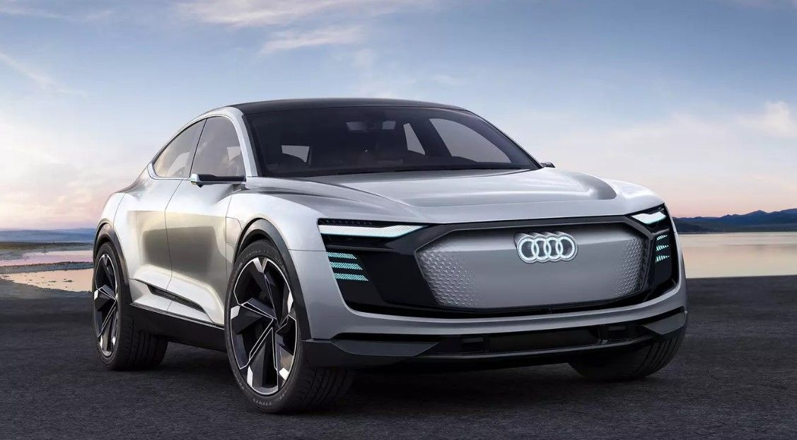 Audi Has Released The Preview Of The Upcoming 2020 Audi Q6 E Tron Get Detail Information About 2020 Audi Q6 E Tron Vi Audi E Tron E Tron Electric Car Concept