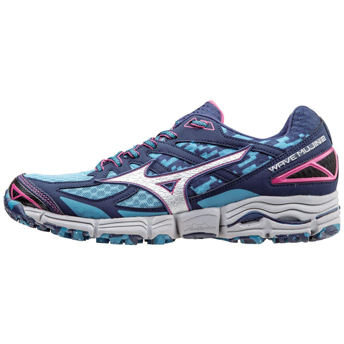 0c576a718bd2bd Mizuno Women s Wave Mujin 2 Shoes (AW15) Offroad Running Shoes ...