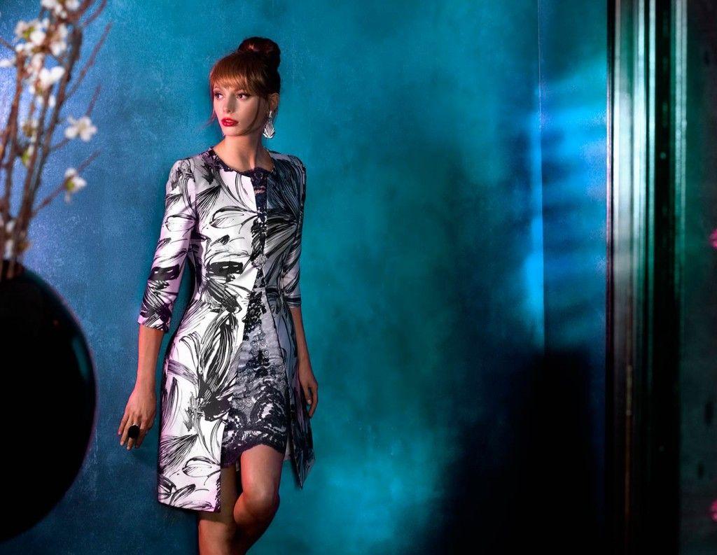 CARLA RUIZ :: | MOTHER OF THE BRIDE | Fashion: CARLA RUIZ ...