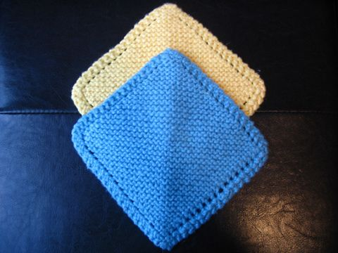 Favorite Cloths by knitpickins, via Flickr | Knitting: dish cloth ...