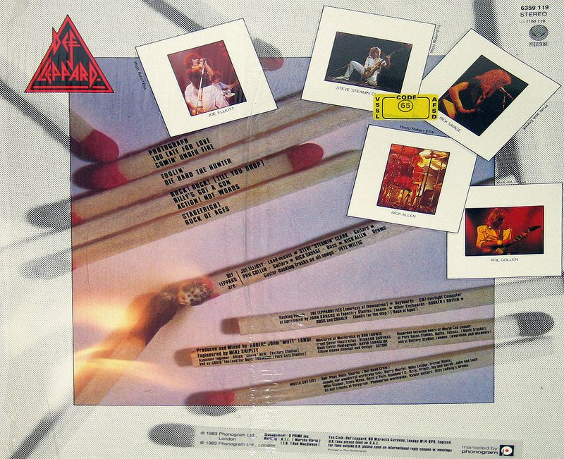 Def Leppard Pyromania Netherlands 12 Vinyl Lp Def Leppard Vintage Vinyl Records Vinyl Records