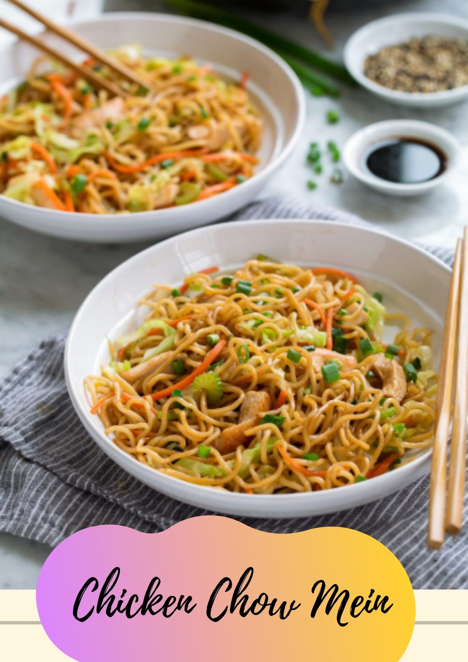 Pin By Tiffany Ferguson On Cooking Stuff Chicken Chow Mein Chow