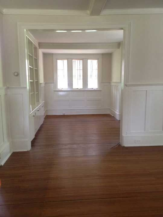 big cottage reno stripping down and painting benjamin moore ceiling and china. Black Bedroom Furniture Sets. Home Design Ideas