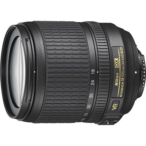 Best Buy Nikon Af S Dx Nikkor 18 105mm F 3 5 5 6g Ed Vr Standard Zoom Lens Black 2179 Nikon Lens Camera Nikon Nikon Lenses