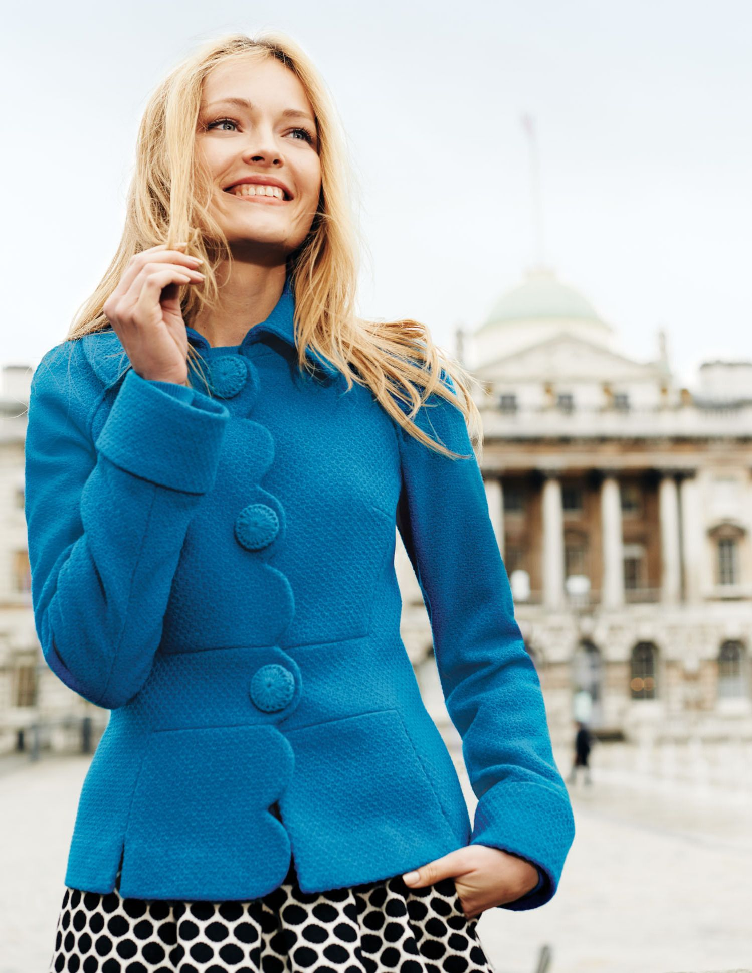 A Smart Little Jacket For Work Or Play Boden Love This Jacket I