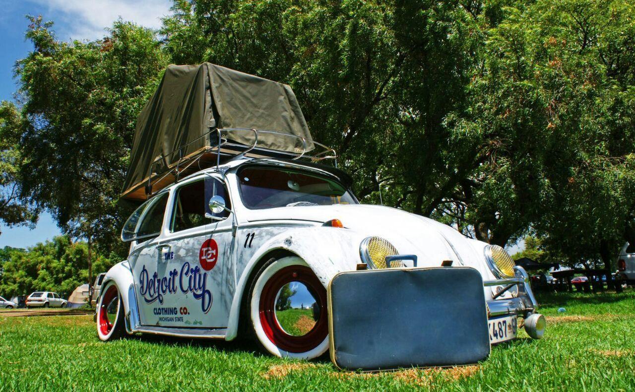 Rooftop tent & Rooftop tent | VW beetle | Pinterest | Vw beetles Beetles and ...