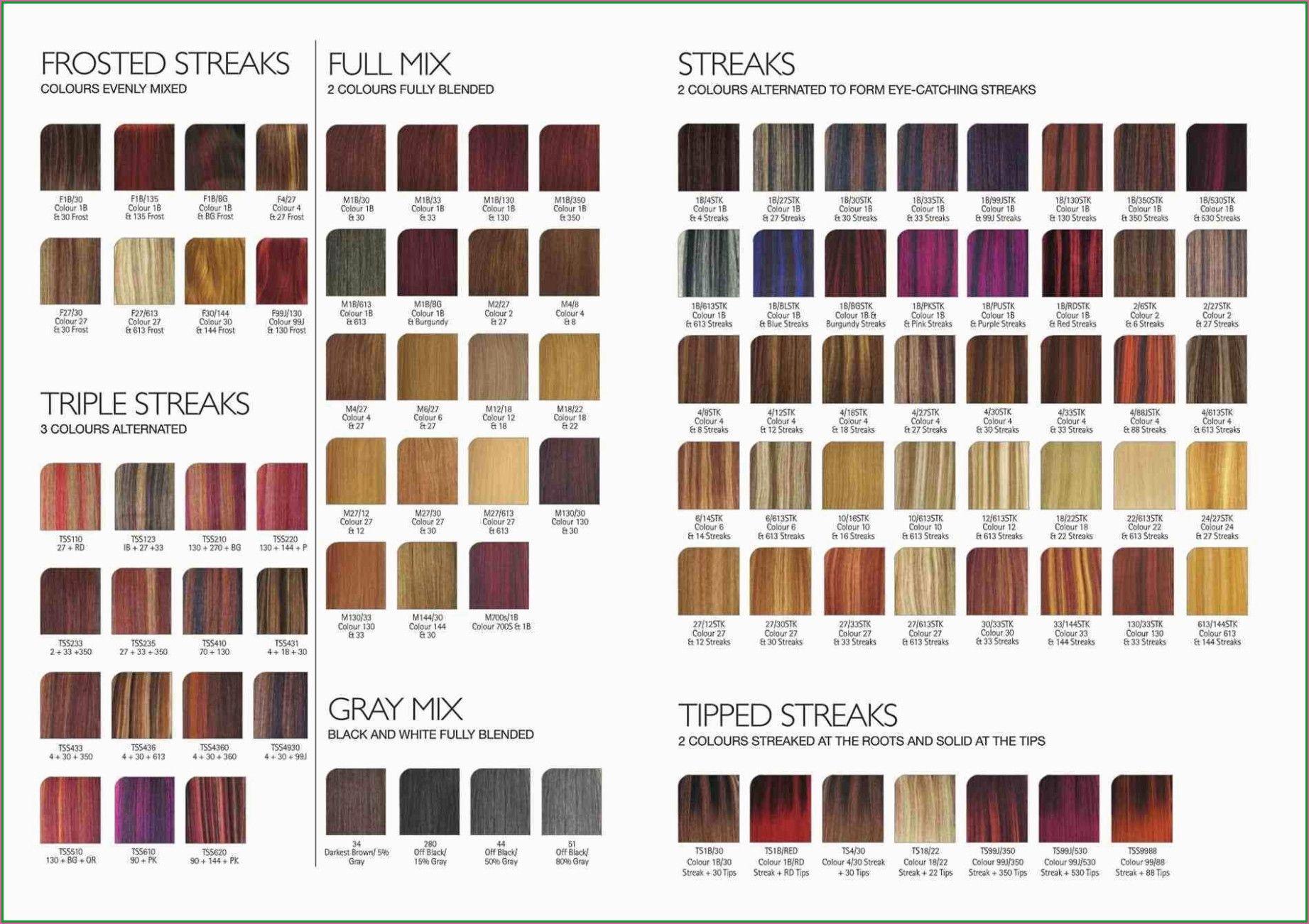Clairol Soy4plex Color Chart In 2020 Haarfarben Haarfarben Charts Frisuren