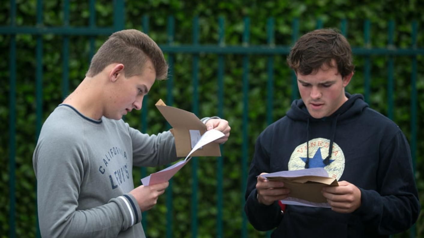 gcse results day 2020 - photo #3