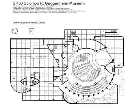 Guggenheim Floorplanjpg MuseumReferences Pinterest Architecture Graphics