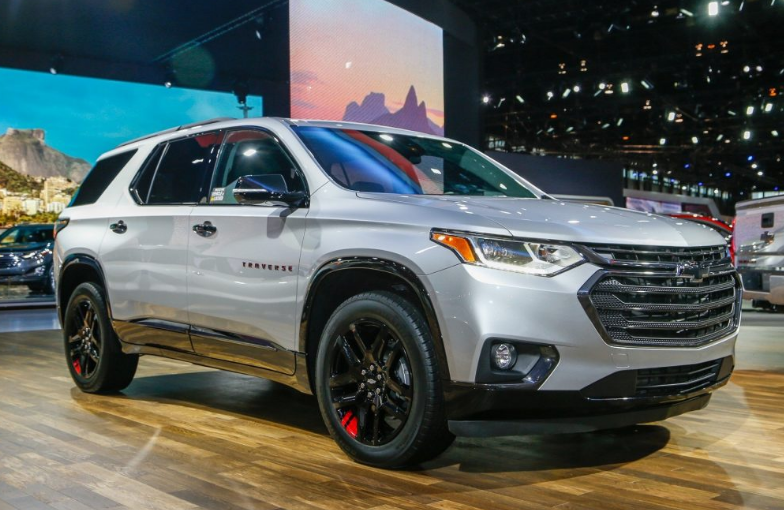 2020 Chevrolet Traverse Price Release Date Specs If We Take