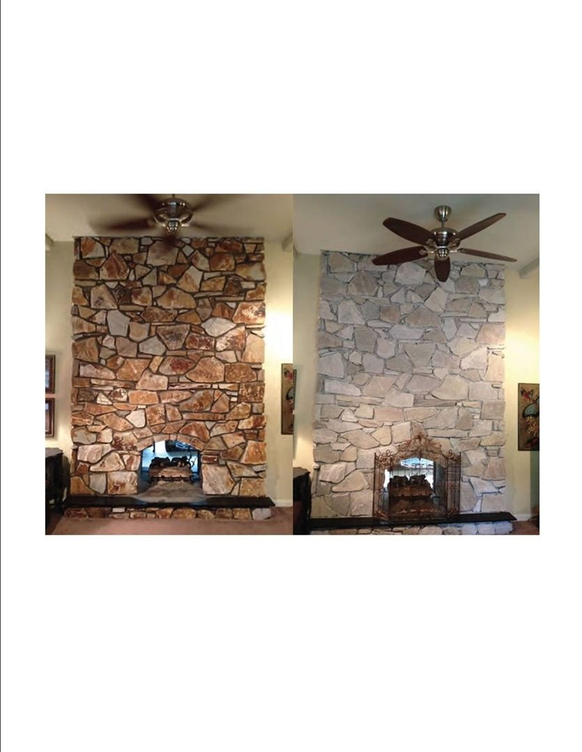 Fireplacemakeovernow Com Fireplace Color Change General