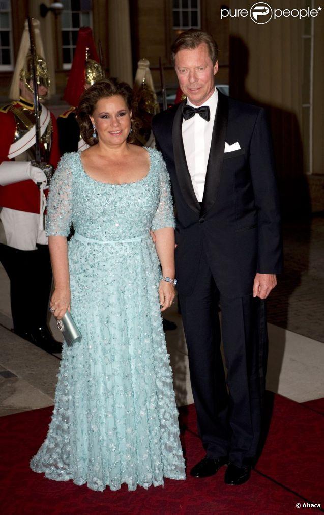 grand duc Henri et marie teresa du luxembourg