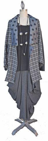 Kedem Sasson Jacket and Skirt – Artragous Clothing