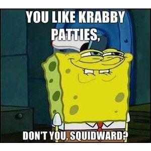 My all time favorite spongebob face!!!