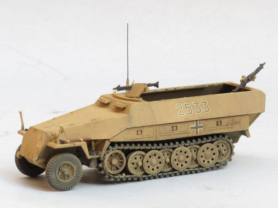Sd.Kfz.251/1 Ausf.D - Wiking Division, Eastern Front, 1944