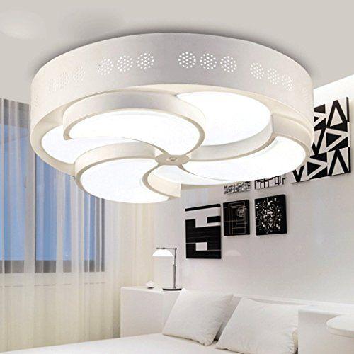 Persönlichkeit Führte Deckenleuchte Modernen Minimalistischen Schlafzimmer  Lampe Beleuchtung Wohnzimmer Esszimmer Den ...