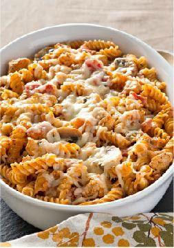 Easy creamy chicken mushroom pasta recipes